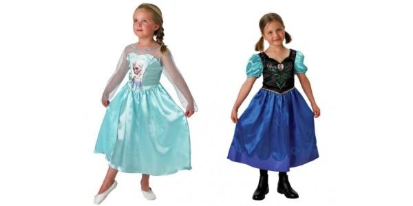 Disney Frozen Elsa/Anna Dress Up Costume £2.49 @ Argos