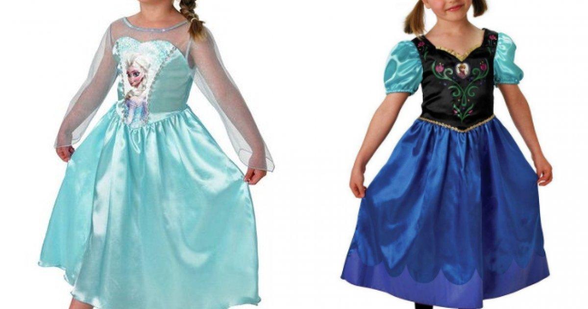 Frozen Dress Up Shoes Asda