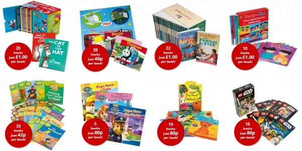Flash Sale: Up to 88% Off @ The Book People