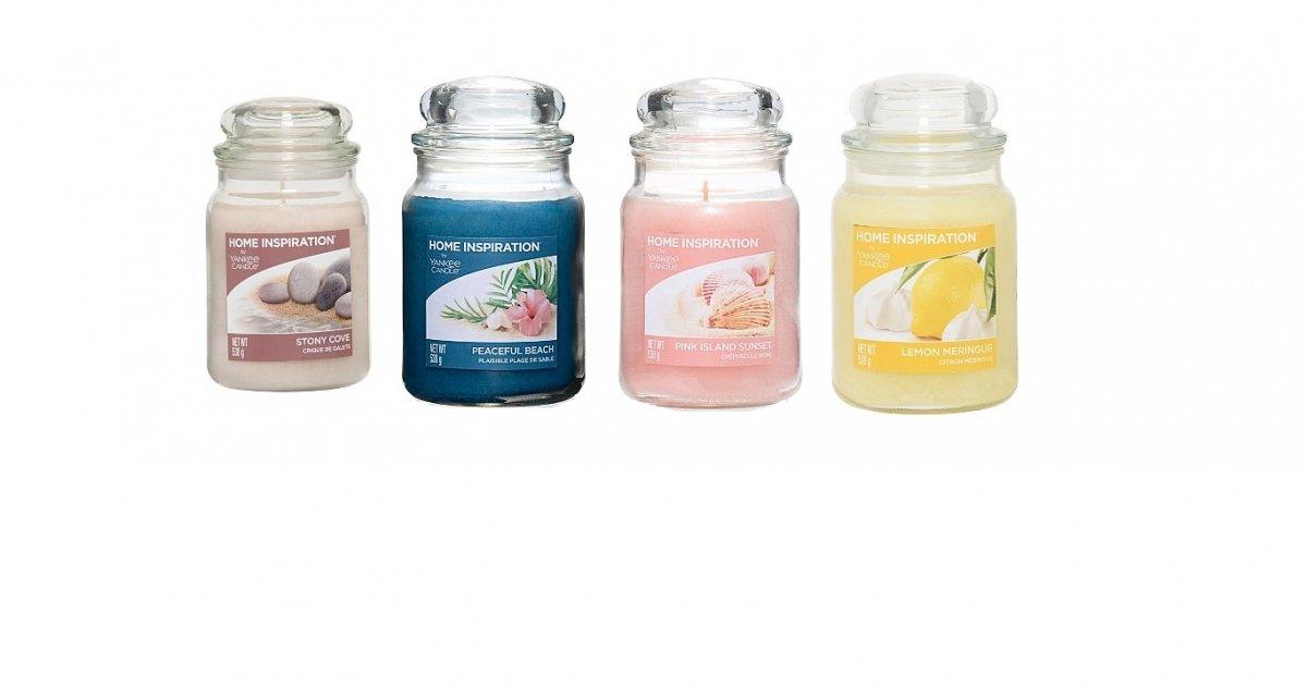 selected yankee candle home inspiration large jars 9 10. Black Bedroom Furniture Sets. Home Design Ideas