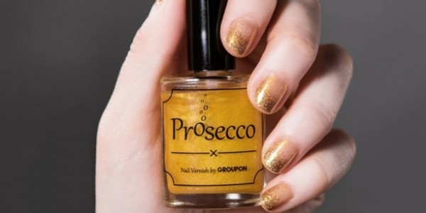 Prosecco Flavoured Nail Polish Is Coming!