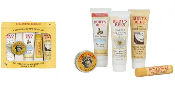 Mother's Day: Burt's Bees Essential Body Kit £7.99 @ Amazon