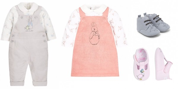 New Peter Rabbit Baby Collection @ Mothercare