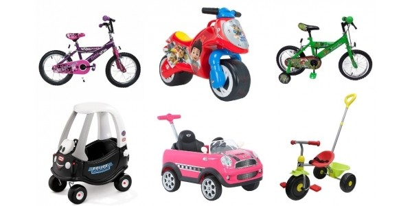 20% Off ALL Bikes, Wheels & Accessories @ Toys R Us (Expired)