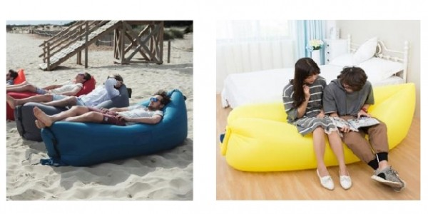 Fast Inflatable Sofa £12.99 Delivered @ eBay Seller: sellingcenter2013