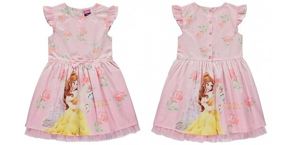 New Disney Princess Belle Dress From £12 @ Asda George