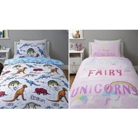 selected single bedding sets 163 9 tesco direct
