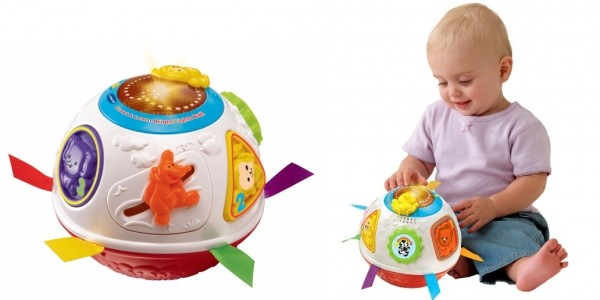 Vtech Crawl and Learn Bright Lights Ball £7.97 @ Asda George
