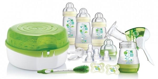 MAM Breastfeeding And Steriliser Starter Set £29.99 Delivered @ Amazon