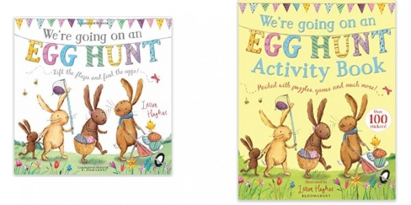 Easter: We're Going on an Egg Hunt £3.49 @ Amazon