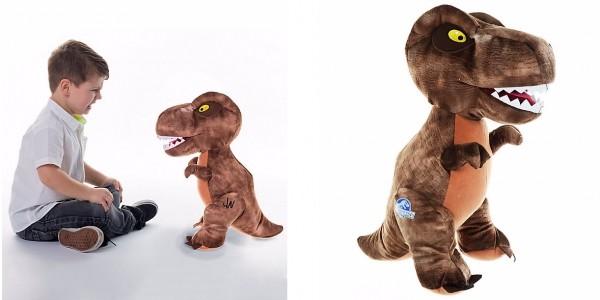 Jurassic World Large T Rex Plush £9.99 (was £29.99) @ ELC