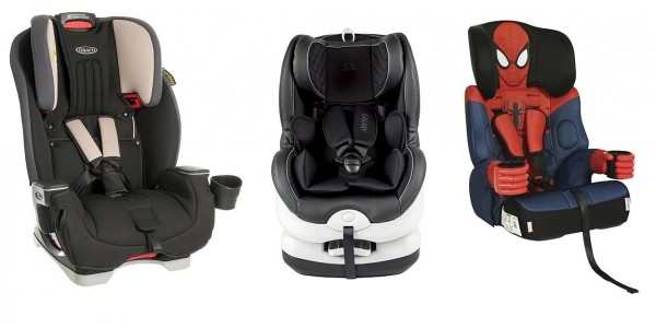 20% Off Selected Car Seats @ Tesco Direct