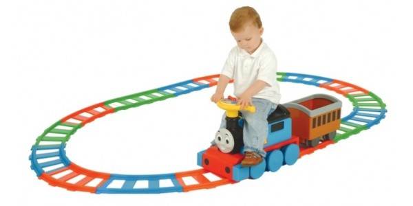 Thomas & Friends Battery Operated Train & Track Set Now £89 Delivered @ Groupon