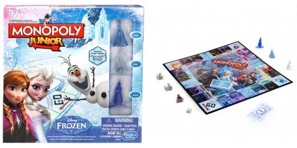 Frozen Monopoly Junior £4.99 @ Toys R Us