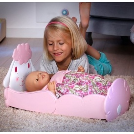 half price baby annabell sheep bed now smyths. Black Bedroom Furniture Sets. Home Design Ideas