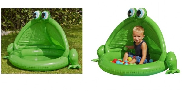 Chad Valley Frog Baby Pool And Ball Pit £5.49 @ Argos