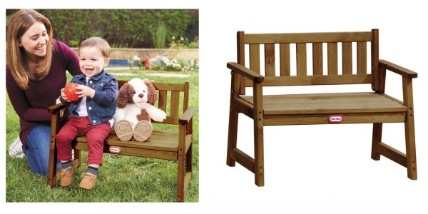 Little Tikes Children's Wooden Bench £17.99 @ Toys R Us