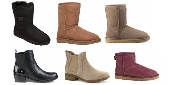 Up To 55% Off UGG + Extra 20% Off Today (Using Code) @ Brand Alley