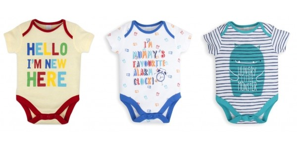 Buy One Get 2nd Half Price On Mini Club Bodysuits @ Boots