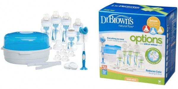 Dr. Browns Newborn Gift Set £36.49 Delivered @ Smyths