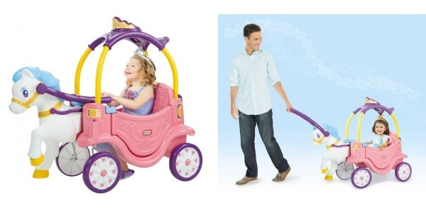 Little Tikes Princess Horse And Carriage £79.99 Delivered (Using Code) @ Smyths Toys (Expired)