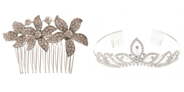 30% Off Wedding and Occasion Accessories @ Claire's