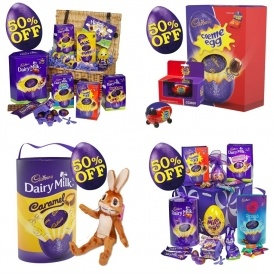 50 off selected easter gifts cadbury gifts direct expired negle Images