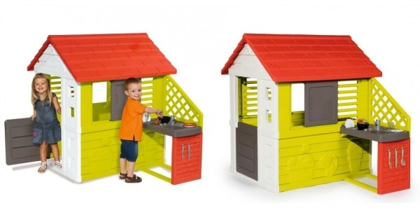 Smoby Nature Playhouse with Kitchen £84.99 @ Toys R Us