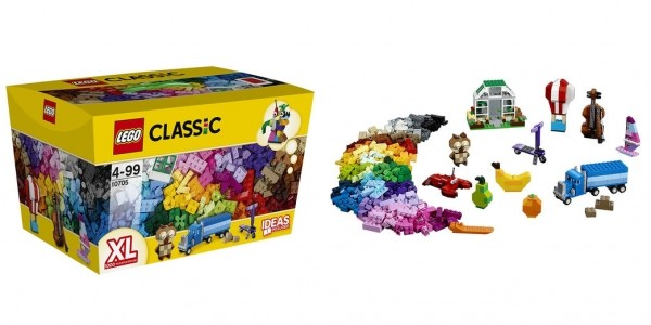 LEGO Classic Creative Building Basket (10705) £26.67 @ Toys R Us