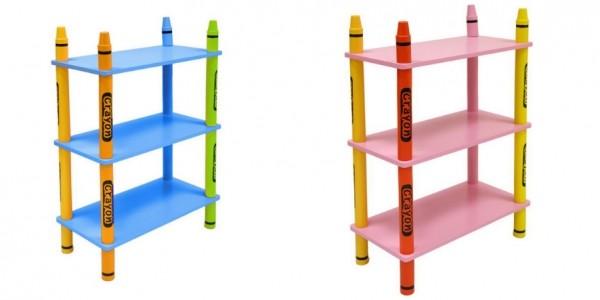 Bebe Style Crayon 3 Tier Shelves £7.49 Delivered @ Argos