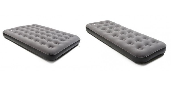 Eurohike Single & Double Airbeds From £4.50 (Using Code) @ Millets