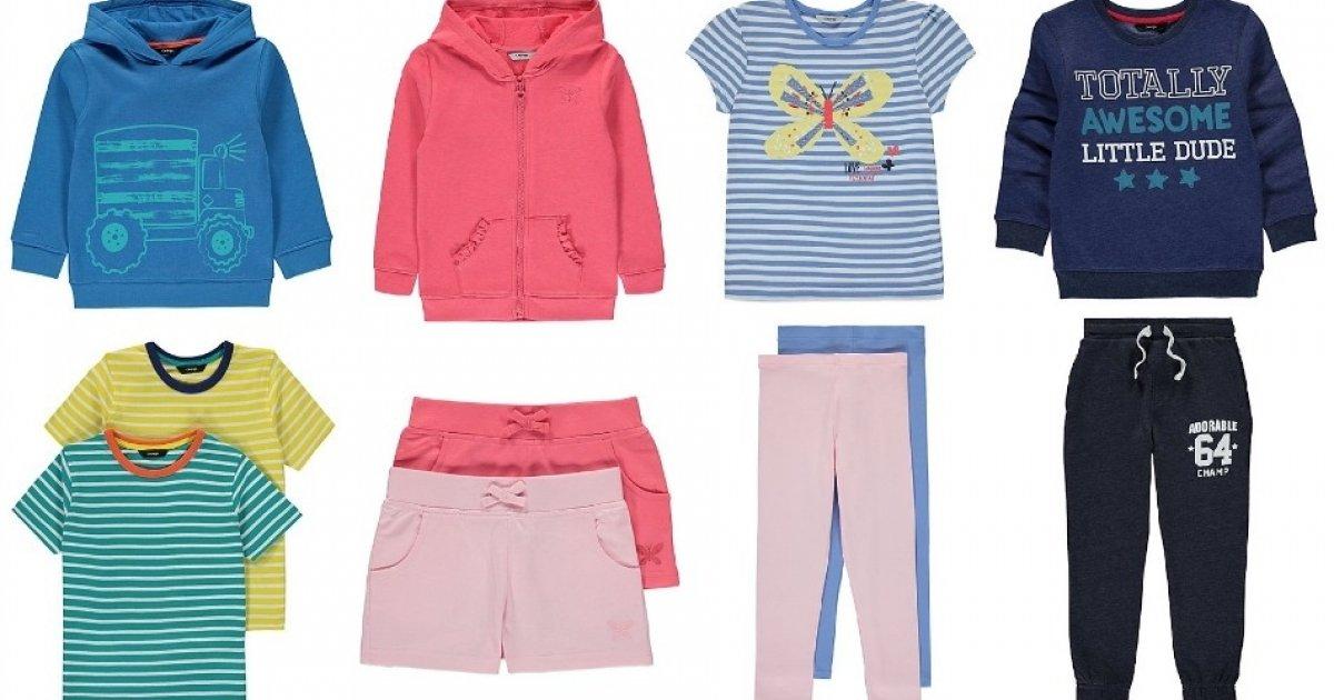 2 for 6 2 for 8 mix match children 39 s clothing asda. Black Bedroom Furniture Sets. Home Design Ideas