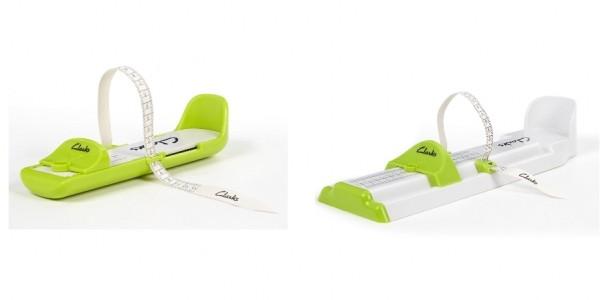 FREE Clarks Foot Measuring Gauge WYS £30+ On Kidswear @ Very