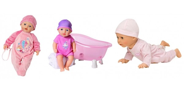 Up To 66% Off Baby Born and Baby Annabell @ The Entertainer