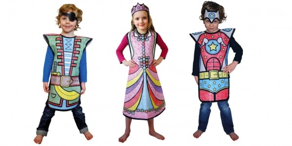 Colour In Costumes £2 @ Hobbycraft