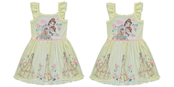 Musical Disney Princess Belle Nightdress From £9 @ Asda George