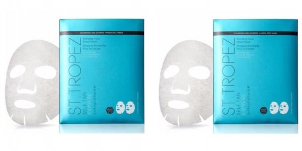 St.Tropez Self Tan Express Face Sheet Mask £15 @ Boots.com