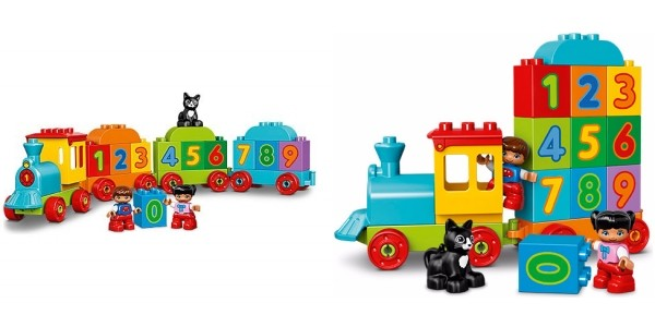 LEGO DUPLO Number Train 10847 £9 @ Asda George