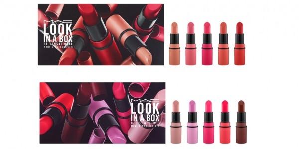 MAC Mini Lipstick Sets £32 Delivered (Plus FREE Sample) @ MAC