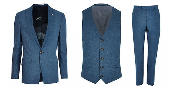 Groom Goes FREE Suit Offer @ River Island