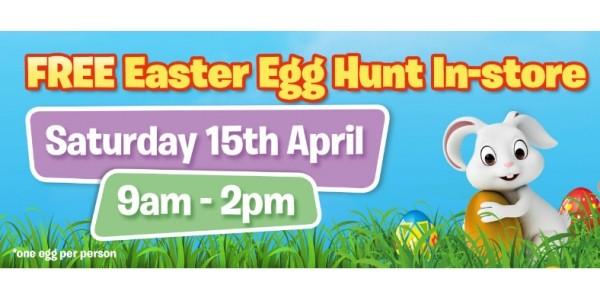 FREE Easter Egg Hunt At Smyths Toys (Expired)