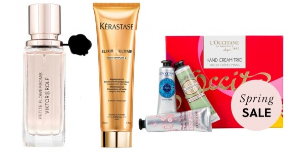 Up To 70% Off Spring Sale + FREE YSL Eyeliner Brush When You Buy 2 Sale Items @ All Beauty