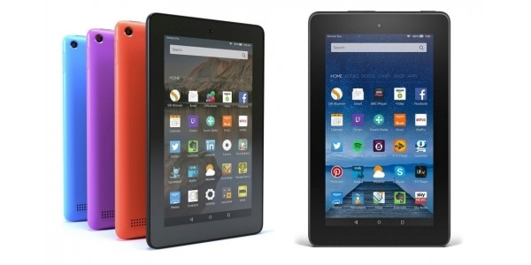 Amazon Fire Tablets From £34.99 @ Argos