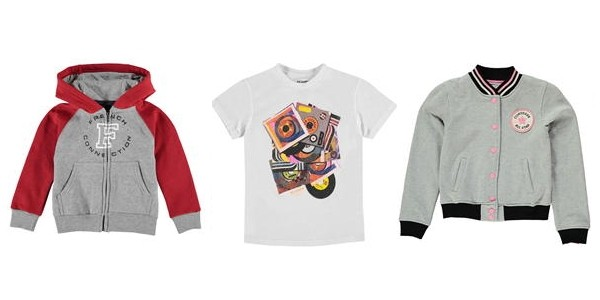 Up To 70% Off Designer Kids Clothing @ Sports Direct