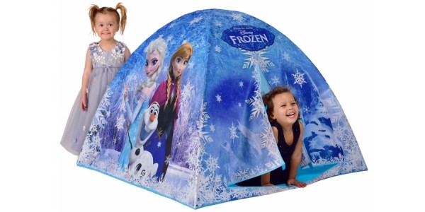 Disney Frozen Ice Palace Pole Tent £13.99 (was £19.99) @ Asda George