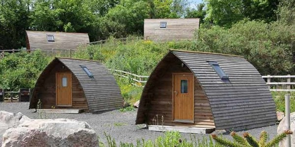 Forest Of Dean Glamping From £39 For Up To 5 People @ Wowcher