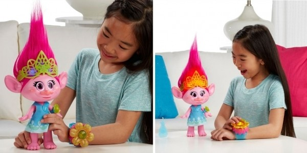 Trolls Hug Time Poppy £39.99 With Free Delivery @ Smyths Toys