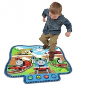thomas friends interactive playmat argos. Black Bedroom Furniture Sets. Home Design Ideas