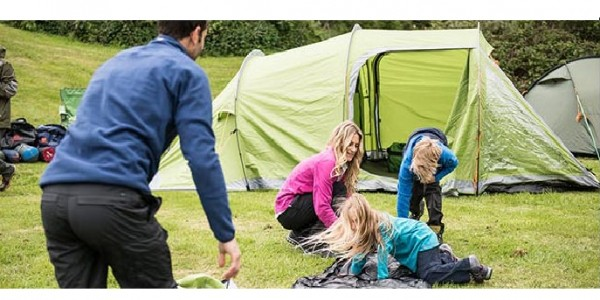 20% Off Sleeping Bags & Tents @ Cotswold Outdoor