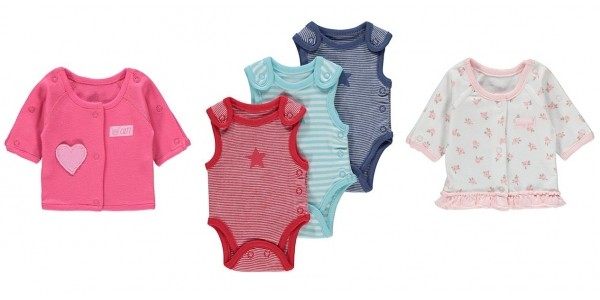 Premature Baby Clothing From £2 @ Asda George